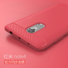 Xiaomi Redmi Note 4 Global Version TPU Case 360 Back Protection Cover Quality Premium Product For Redmi Note 4X 3+32GB(China)