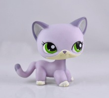 Pet Short Hair Cat Animal child girl boy figure loose cute LP847(China)
