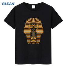 Discount Tee Shirt 2017 Looney Tunes Taz King Tut Mens Graphic T Shirt Manufacturers Hop Baby T-Shirt 100% Cotton Camisa