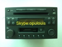 28188 CD401 Cassette CD player Clarion PP-2525L 6 CD changer for NI$$AN Z33 350Z car radio BoSe sounds systems