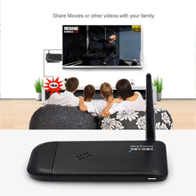 E2 MediaGo Miracast HDMI Wifi Display Dongle Airplay Receiver DLNA 1080P Full HD Switch-free Adapter for IOS Android TV Stick