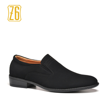Z6 Men Oxfords Handsome comfortable Brand PU leather Men Dress shoes #W6720-1(China)