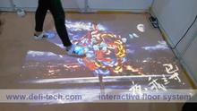Free delivery cost of interactive floor/wall system,3D interactive projection display system