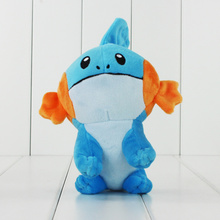15cm Mudkip Plush Doll Toys Stuffed Soft Dolls Toy With Tag  Kids Xmas Gift Retail Free shipping