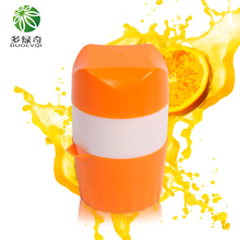 DUOLVQI Hand Press Juicer Tool Household Manual Juicer Juice Bottle Mini Travel Small Fruit Squeezer Machine kitchen tool gadget(China)