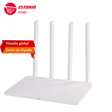 Original Xiaomi Mi WiFi Router 3 English Version 1167Mbp 4 Antennas 1167Mbps 802.11ac b/g/n WIFI Dual Band 2.4G/5G Supports APP