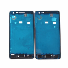 Black For Samsung Galaxy S2 I9100 Panel Faceplate Housing Chassis Frame Bezel