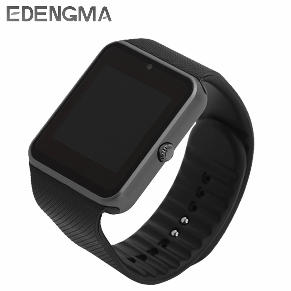 GT08 Smart Watch Support Android IOS Phone Wrist Wear Smart clock Sports fashion Bluetooth smartwatch Woman Man Watch