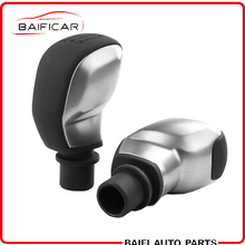 Baificar Gear Manual Shift Shifter Knob Switch For Peugoet 206 306 406 207 307 407 308 Citroen C3 C4 SAXO XSARA PICASSO Xantia