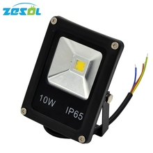 In stock LED Outdoor street flood light projector focus 220v 10w sconce garden grow lamp
