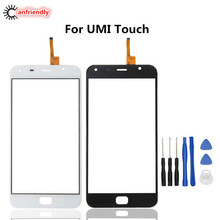 For UMI Touch Touch Screen Replacement Part For Umi Touch Touch Panel Screen part Mobile Phone Accessories replace 100% New