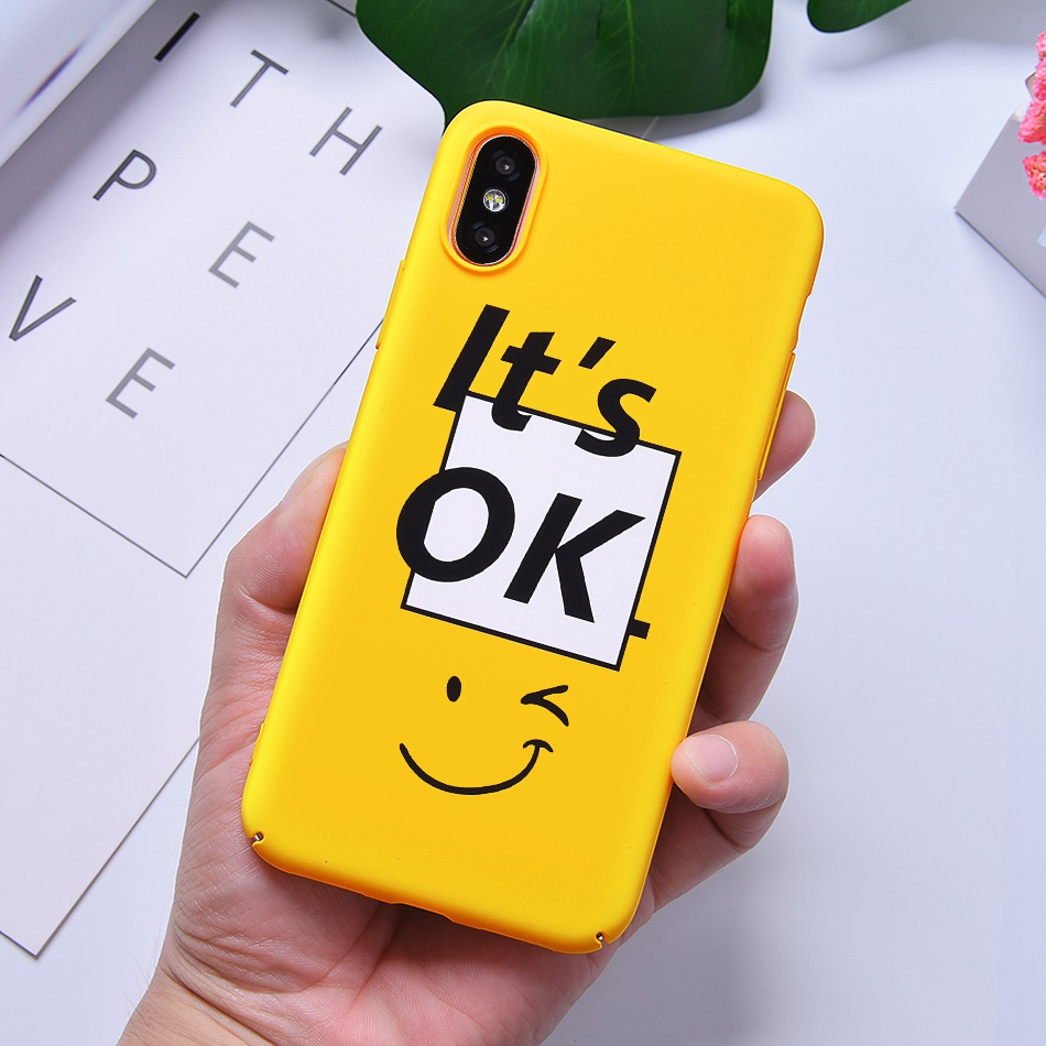 TOMKAS Cute Case For iPhone X 8 7 6 6 s Cover Phone Case For iPhone 7 8 6 6 s Plus X Luxury Silicon PC Cases Cover Coque Capinha (13)