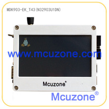 "MDK903-EK_T43, ucos, ucgui, lcdc, JPEG КОДЕК, 4.3 ""480272 tftlcd с tp N32903U1DN Nuvoton ARM9(China)"