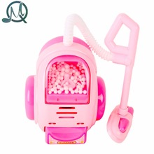 MQ Educational Toy Mini Electric Dust Collector Children Pretend & Play Baby Kids Home Appliances Toy - Pink