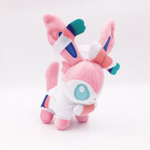 Kawaii Pokemon Plush Dolls Stuffed Cartoon Anime Toys for Girl Christmas Gift(China)