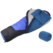 Camping Sleeping Bag 180X75cm Type Fabric Fleece Sleeping Bags Camping With Compression Bag Camping Equipment