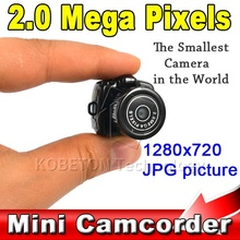 Micro Smallest Portable HD CMOS 2.0 Mega Pixel Pocket Video Audio Digital Camera Mini Camcorder 480P DV DVR Recorder  720P JPG
