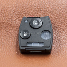 New Replacement High Quality Key Button For Honda CRV Accord 2Button Panic Key Replacement Free shipping
