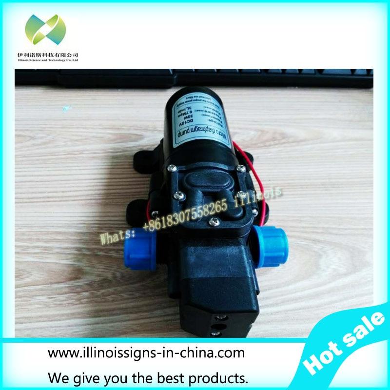 DC 12V 30W 0142 Motor High Pressure Diaphragm Water Self Priming Pump 3L/Min<br><br>Aliexpress