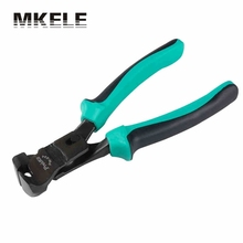 High Quality PM-934 7.5 Inch Double Color And Top Cutting Pliers Pincer Nail Puller Chrome Vanadium Steel Naildrawers Hand Tools