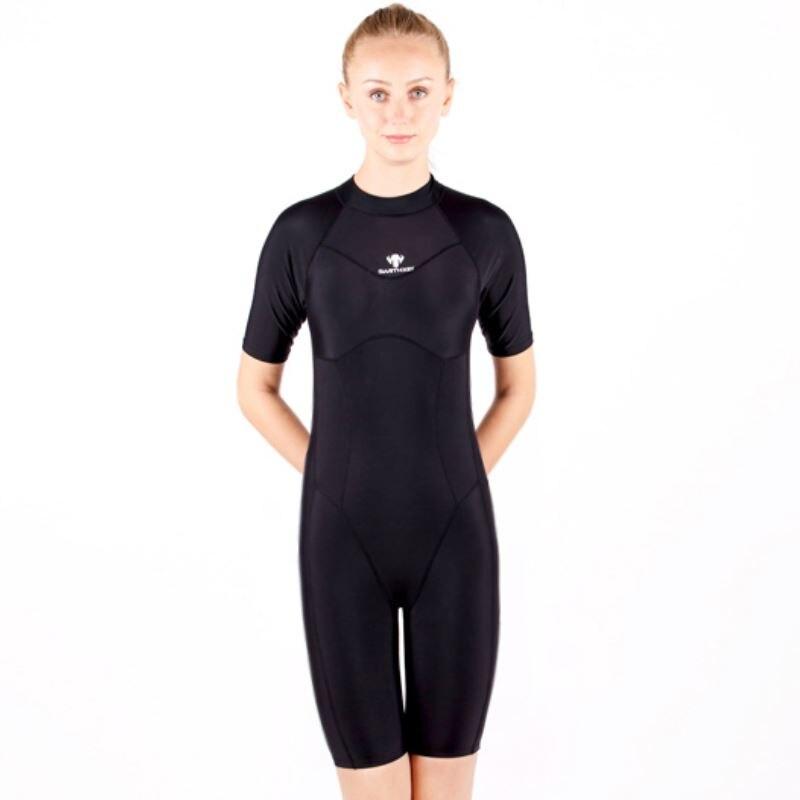 2018 Plus Size One Piece Women Swimwear Bodysuit Female Swimsuit Bather Competition Bathing Surf Snorkel Swim Suit Beach Wear<br>