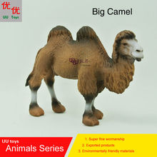 Hot toys:Big Camel Simulation model  Animals   kids  toys children educational props