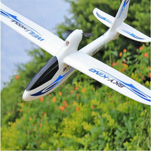 WLtoys F959 Sky King 2.4G 3CH LED 750mm Wingspan RC Airplane BNF Without LED