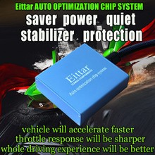 Eittar auto optimization chip system voltage stabilizer More power and torque save fuel for MITSUBISHI SPACE STAR 2011+