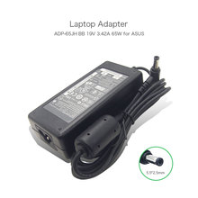 Cheapest Price 19V 3.42A  65W AC Adapter For ASUS F555LA Series F555LA Tablet PC ADP-65JH BB Original Laptop Power Charger