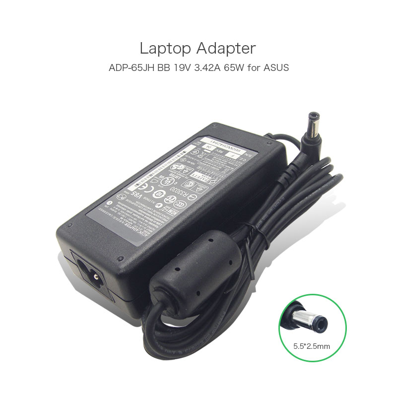 Cheapest Price 19V 3.42A 65W AC Adapter For ASUS F555LA Series F555LA Tablet PC ADP-65JH BB Original Laptop Power Charger(China (Mainland))
