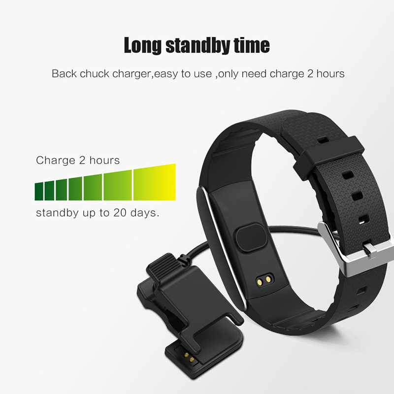 A86 Smartband Heart Rate Blood Pressure Watches Pulse Monitor Smart Band Fitness Bracelet Activity Tracker Wristband Pedometer 19