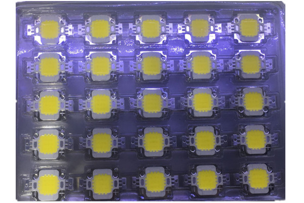 White 5 PCS//LOT 10W  900LM LED Chip Bulb IC SMD Lamp Light