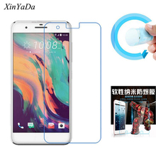 XinYaDa Soft Glass Nano Explosion proof Screen Protector Protective Lcd Film Guard For HTC One X10