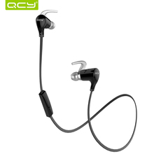 QCY QY5 aptx sports wireless headphones bluetooth 4.1 earphones for iPhone Android Phone headset