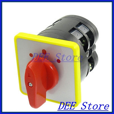 LM5D-16 D0401/2 8 Terminals 3 Positions Rotary Cam Combination Switch<br><br>Aliexpress