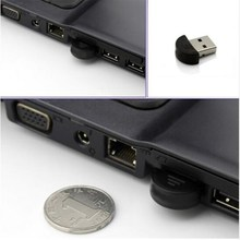 Bluetooth USB 2.0 Dongle Adapter smallest bluetooth adapter V2.0 EDR USB Dongle 100m PC Laptop(China)