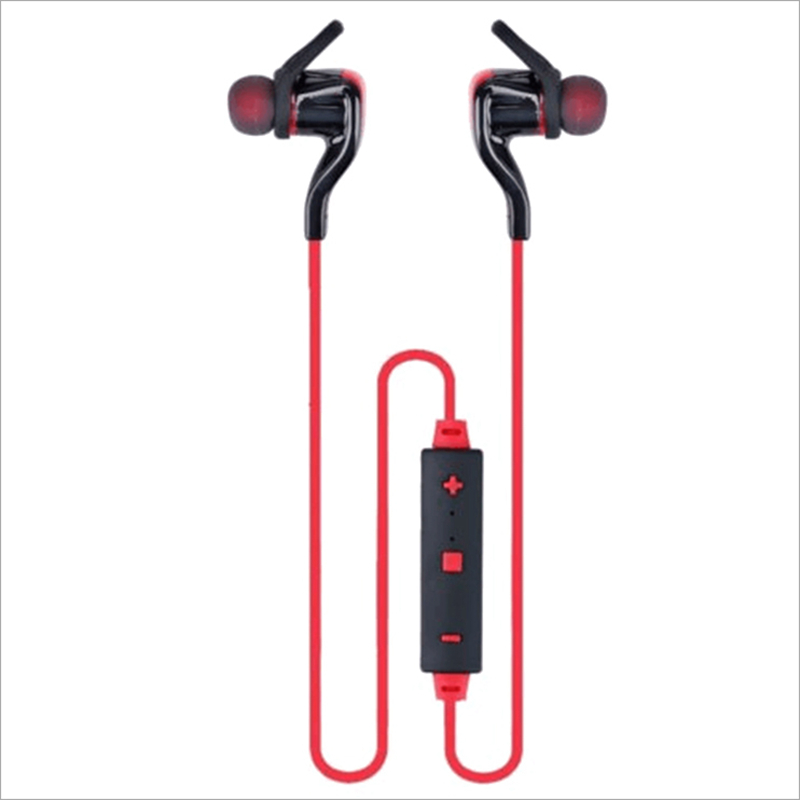 Sports Wireless Bluetooth In-Ear Phone Fitness Running Stereo Earphone Chinese and English Switching Control Camera Headset S1