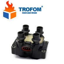 Ignition Coil For FORD Escort Fiesta KA Mondeo Orion Puma Sierra Transit MAZDA Porsche Toyota Autobianchi 1.1 1.3 1.4 1.6 1.8(China)