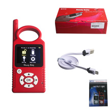 CBAY Hand Baby Hand-held Car Key Copy Auto Key Programmer for 4D/46/48 Chips Hand Baby Key Programmer V7.0(China)