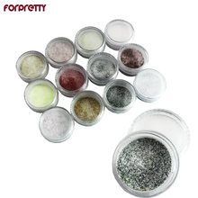 Acrylic Powder Acrilico Acryl Polvo Colored Nagels Poudre Color Glitter Nails Art Clear Polymer For Pretty Beautiful Pulver 053(China)