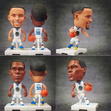 New KODOTO SoccerWe Stephen Curry Kevin Durant movable moving Basketball player star display collection dolls toys