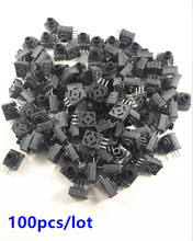 100pcs/lot Replace LT RT Bumper Buttons Tactile Trigger Potentiometer Switch For Microsoft XBOX360 Xbox 360 Controller(China)