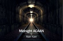 2015 Midnight ACAAN by Ryan Yuan-Magic tricks(China)