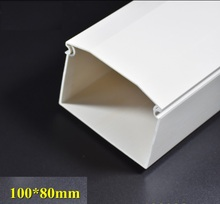 PVC Wire Duct 100*80mm/