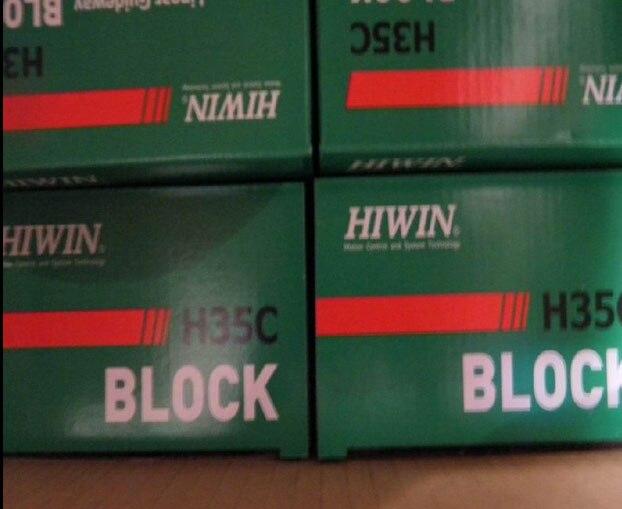 HGL35CA HIWIN Linear Guideways Rail Carriage Block with Grease Nipple match HGR35 CNC DIY<br><br>Aliexpress