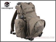 EMERSON Yote Hydration Assault Pack Military Travelling Multi-purpose molle backpack shoulder bag FG EM5813c