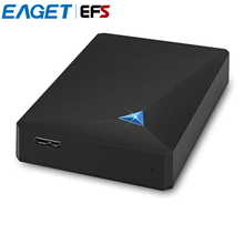 EAGET G20 2.5 inch HDD High Speed USB 3.0 500GB 1TB 2TB 3TB External Hard Drives Full Encryption Shockproof Hard Disk For PC(China)