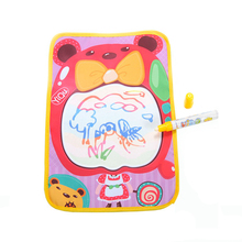 36*27cm Magic Water Drawing Cartoon Mat Board Painting And Writing Doodle With Pen Non-toxic Drawing Board For Baby Kids