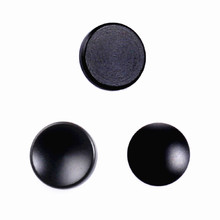 3pcs Black Flat convex concave Release Shutter Button for Leica Fujifilm X100 x10 X-Pro1 m6 m8 m9 x-e1 x-e2 Camera accessories(China)