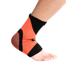 Simple elastic ankle support running hiking football badminton ankle joint protect 4 colors 1 pcs(China)